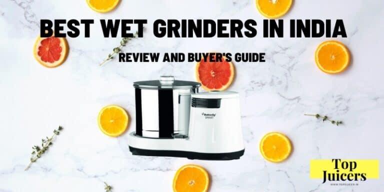 Best Wet grinders in India